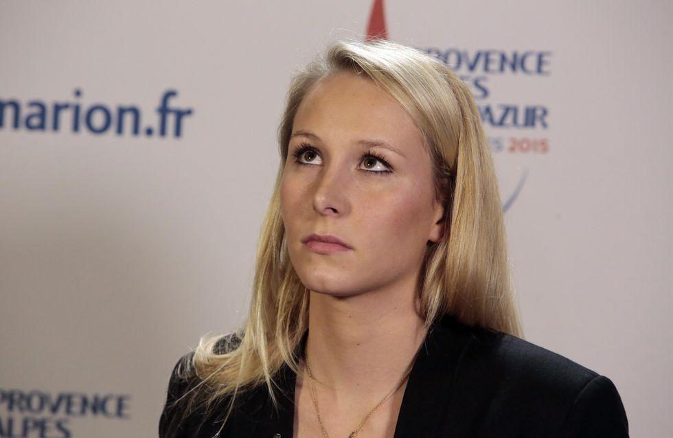 """Marion Maréchal-Le Pen contre le """"remboursement intégral"""" de l'IVG, la Toile réagit"""