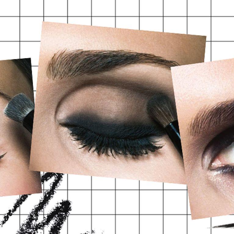 Make Up Tutorial Smokey Eyes Schritt Fr Schritt Erklrt