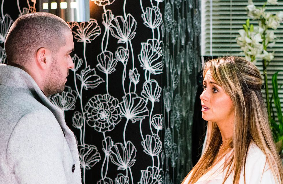 Coronation Street 23/12 - Aiden Has A Choice To Make
