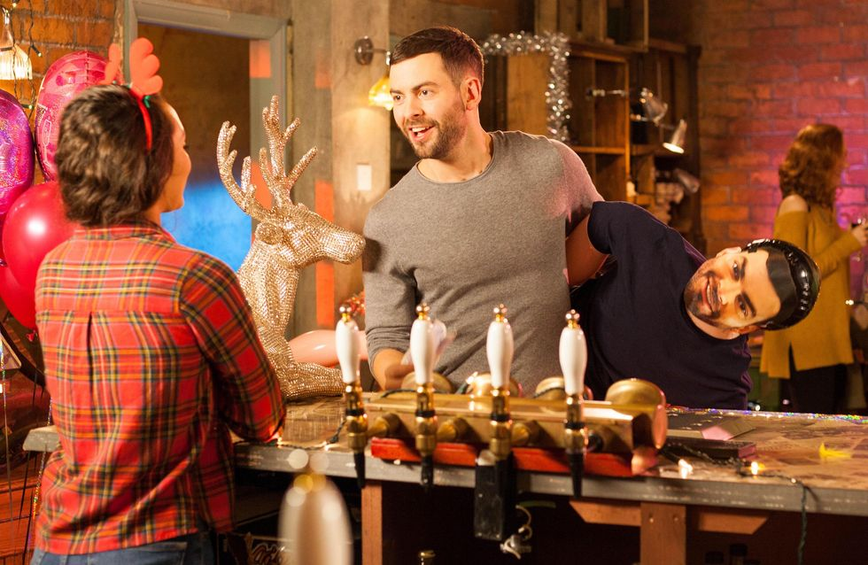 Hollyoaks 20/12 - Leela Is Preparing For Her Hen Party
