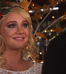 Hollyoaks 22/12 - It's Cameron And Leela's Wedding Day And Cameron Is Missing