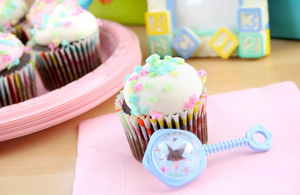 20 ideias para finalizar os detalhes do seu chá de bebê
