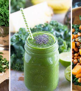 Superfood 'kale': Diese 4 leichten Grünkohl-Rezepte MÜSST ihr ausprobieren
