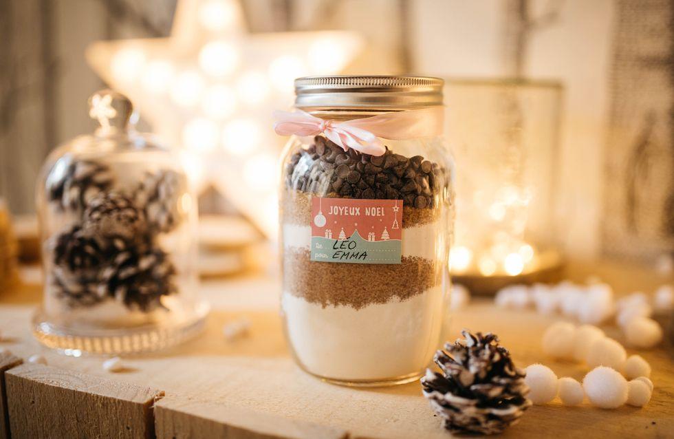 Le kit à cookies pour un cadeau gourmand !