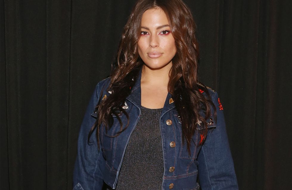 Ashley Graham, nouvel ange Victoria's Secret ? (Photos)