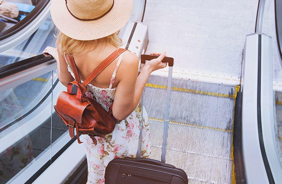 O que vestir para viajar de avião
