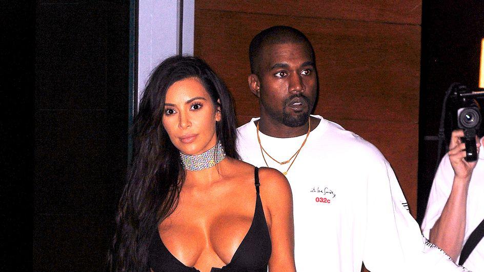 Kim Kardashian y Kanye West, a un paso del divorcio
