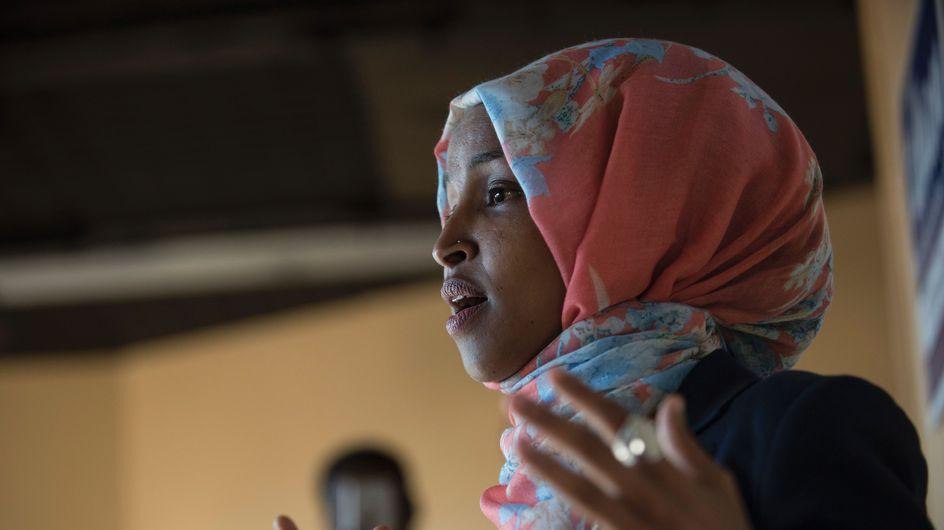 Ilhan Omar dénonce l'agression raciste dont elle a été victime