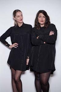La collection automne/hiver 2016 de Pauline et Julie