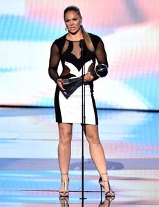 Ronda Rousey, élue meilleure athlète féminine de l'année 2015