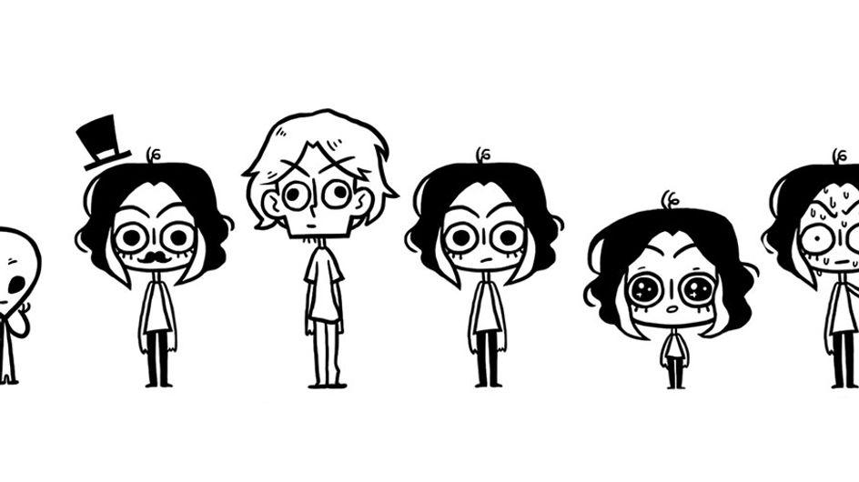 10 situaciones comunes en la vida de una mujer caricaturizadas por la dibujante Deya Muñiz