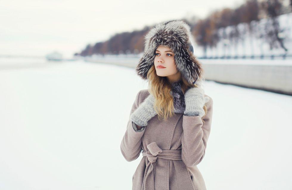 Les manteaux d'hiver parfaits pour survivre aux grands froids imminents
