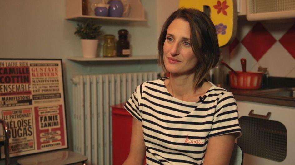 """Camille Cottin : """"J'ai envie d'interpréter des rôles auxquels les jeunes femmes peuvent s'identifier"""""""