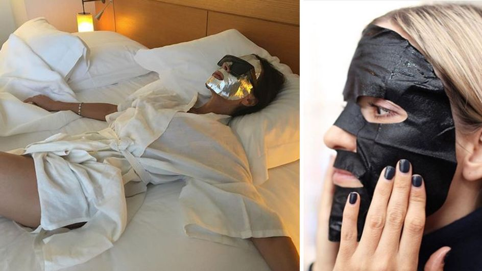 Trendalarm: Sheet-Maske! Was ihr über die neue Beauty-Wunderwaffe wissen müsst