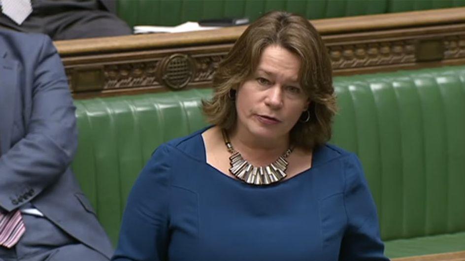 Una diputada británica confiesa en el Parlamento que fue violada con catorce años