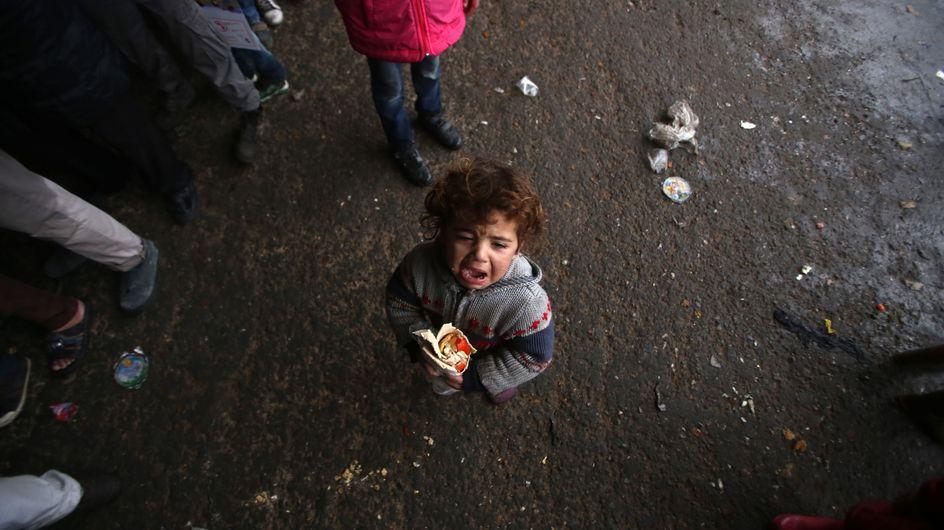 Les témoignages déchirants des civils fuyant Alep (Photos)