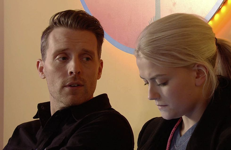Coronation Street 26/12 - Bethany Moves Out Of The Frying Pan And Into The Fire
