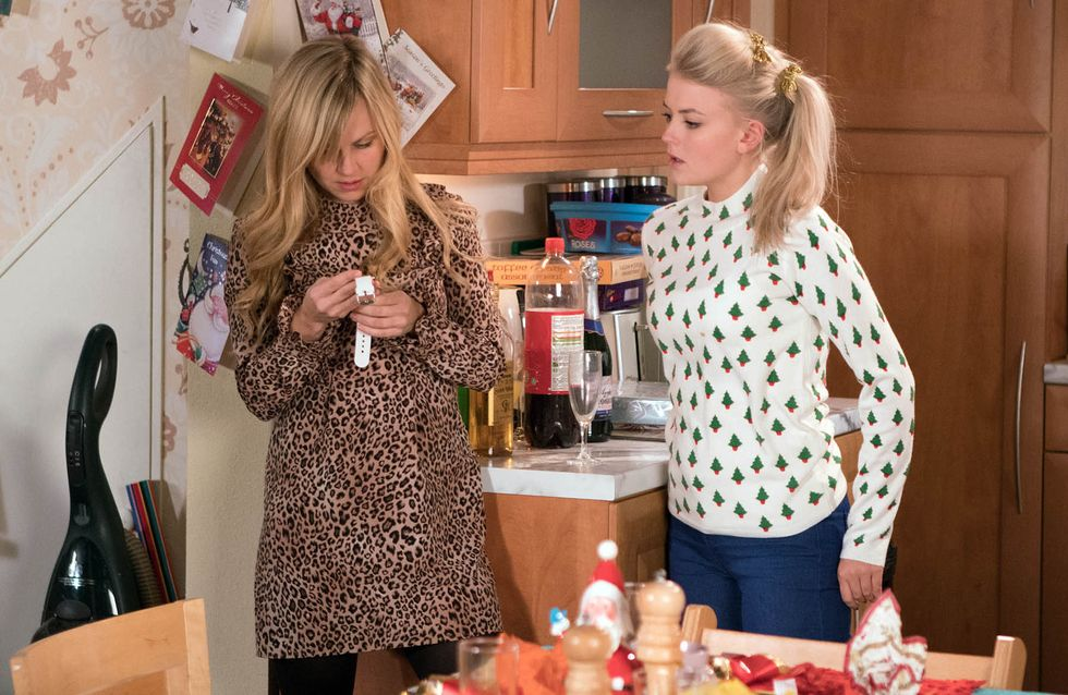 Coronation Street 25/12 - Bethany's Secret Is Exposed