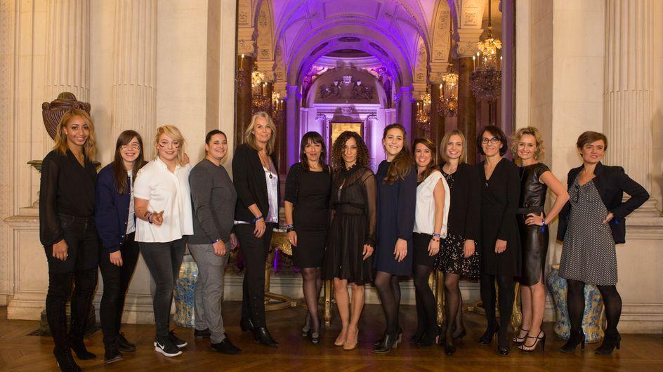 Les Trophées des Femmes en Or 2016 s'offrent un brillant palmarès