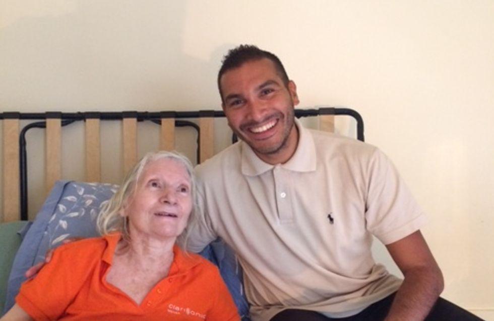 Felipe, auxiliaire de vie : La plupart des gens, je les ai accompagnés jusqu'au bout (Témoignage)