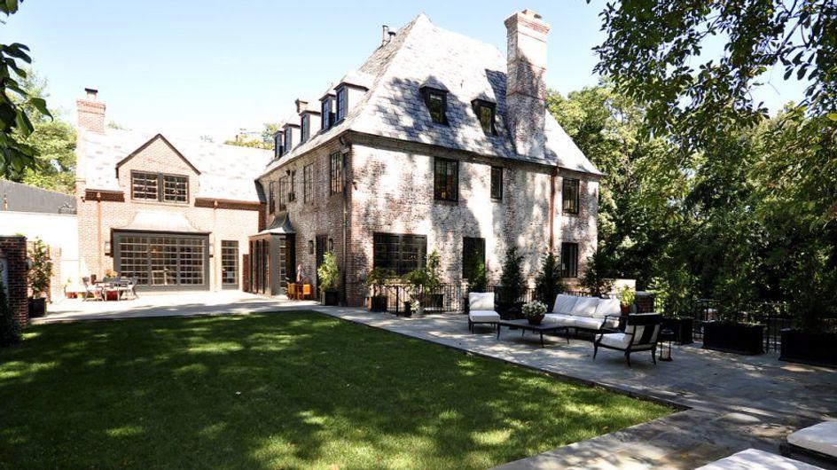 Pasen y vean la nueva mansión de los Obama
