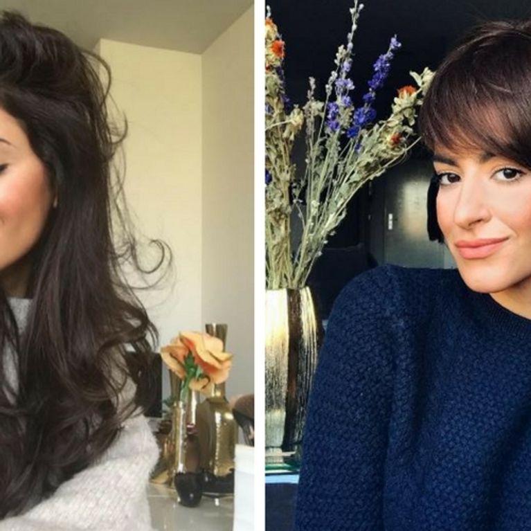 comment passer des cheveux longs aux cheveux courts sans couper ?