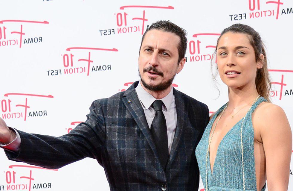 Ludovica Frasca e Luca Bizzarri: l'amore continua. Eccoli, innamoratissimi e chic, sul red carpet