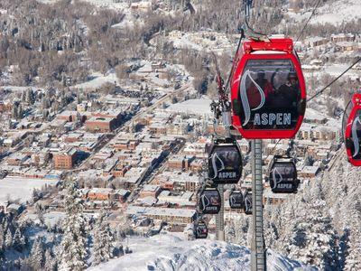 Esqui em Aspen