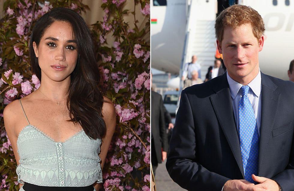 Prinz Harry und seine Meghan: Endlich gibt es das ERSTE gemeinsame Foto!