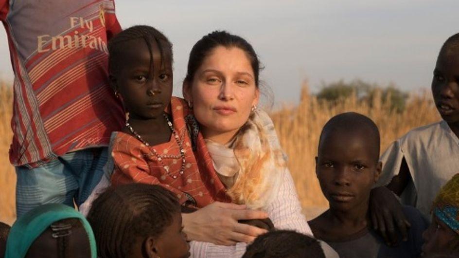 Le magnifique combat de Laetitia Casta pour les enfants du Tchad auprès de l'UNICEF (Vidéo)