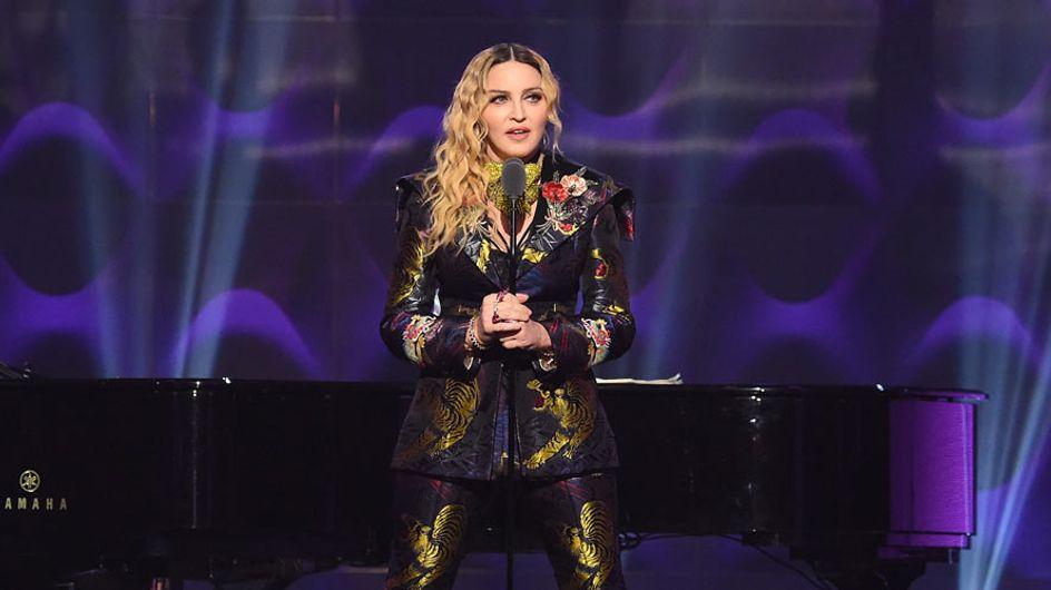 """Madonna: """"Si eres una chica tienes que ser guapa y sexy, pero no inteligente"""""""