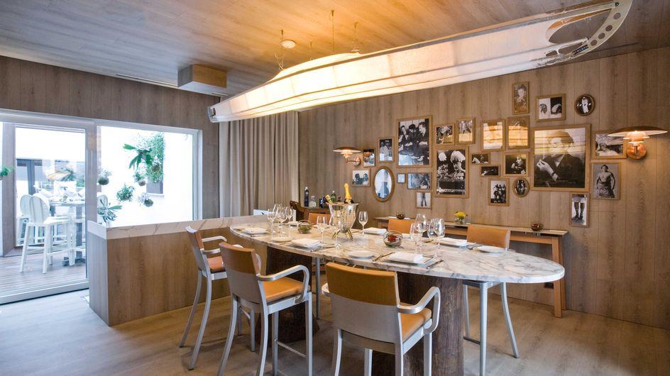 Descubre Villa Torii, un exclusivo restaurante escondido junto a la Puerta de Alcalá