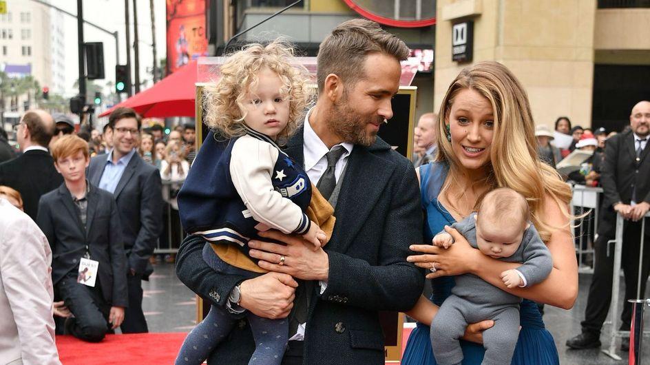 Süßer geht es kaum: Blake Lively & Ryan Reynolds zeigen zum ersten Mal ihren Nachwuchs