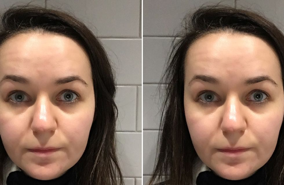 I Tried Yoga For My Face And It Made My Skin Feel Five Years Younger