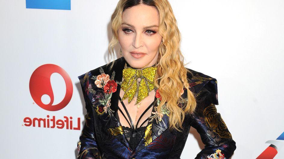 Madonna, reivindicativa, peor look de la semana