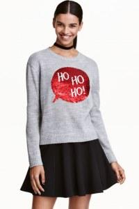 Le pull de Noël H&M, 19.99 euros