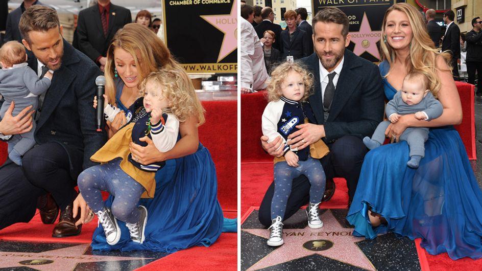Blake Lively e Ryan Reynolds: red carpet con le figlie. Le dolcissime foto della coppia!