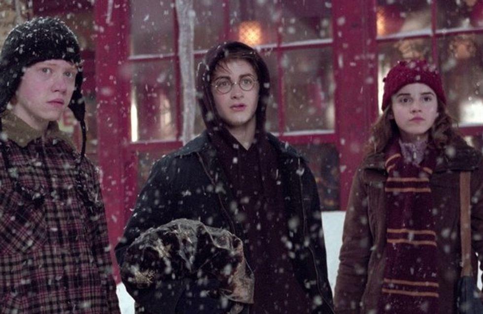 Ces doudounes Harry Potter sont tout ce qu'on a toujours voulu avoir (Photos)