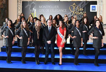 Les candidates de Miss France à 2017