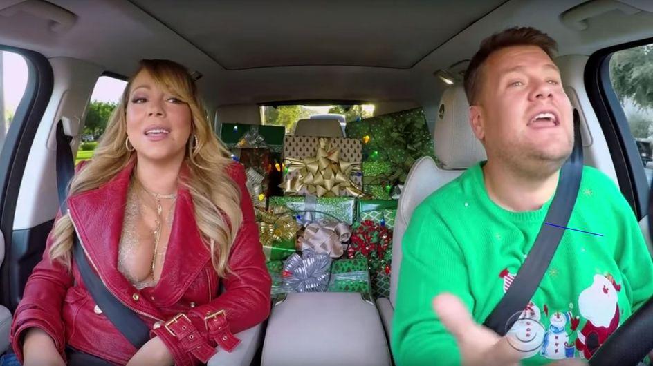 Dieses Video sollte für Weihnachtsstimmung sorgen - doch alle reden nur über Mariahs Brüste!