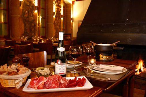 Le restaurant l'Etage à Annecy