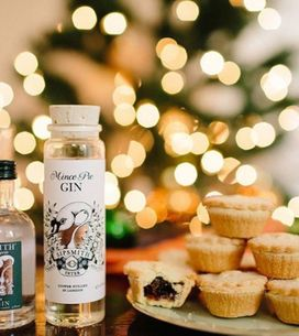 Mince Pie-flavoured Gin is Here to Ensure You Have a Very Merry Christmas