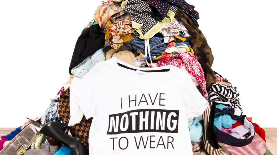 ¿Sabes lo que puedes hacer con la ropa que no usas?