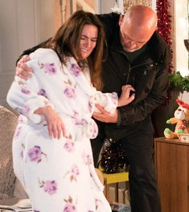 Coronation Street 01/01 - Anna Regains Consciousness To Find Phelan Above Her...