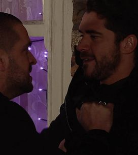 Coronation Street 02/01 - Aiden Makes An Enemy Of The Wrong Person