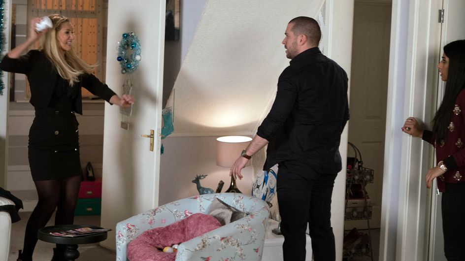 Coronation Street 04/01 - Jenny's Plan To Topple Aiden Backfires
