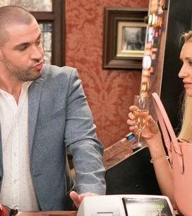 Coronation Street 06/01 - Aiden Keeps His Enemy Close...