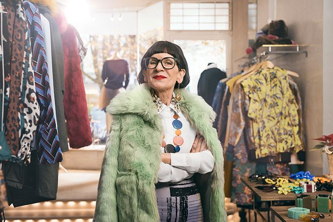Tamara, diplomierte Designerin für Mode- & Bühnenkostüm und modisches Vorbild