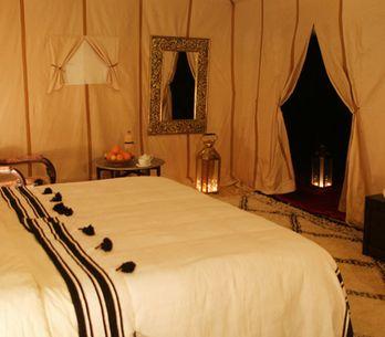 Campings para sibaritas, ¡combinar naturaleza y lujo es posible!
