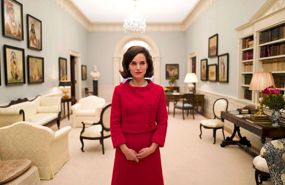 Natalie Portman bluffante dans la bande-annonce de Jackie (Vidéo)
